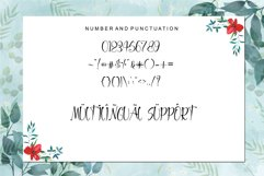 Hillarie - Modern Calligraphy Product Image 4
