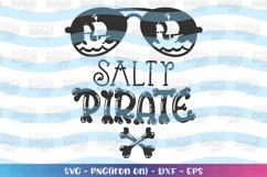 Pirates - salty pirate clipart Product Image 1