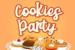 Cookies Party Product Image 1