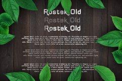 Rostek Old Typeface Product Image 2