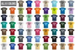 Tshirt Mockup Bundle Gildan Mens Tshirt White Background Product Image 2