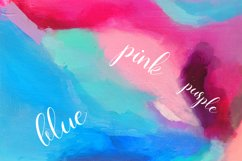 Cloudia - Handwritten Font Product Image 5