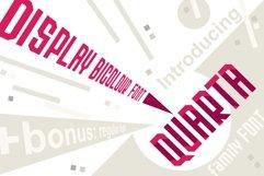 Quarta font family Product Image 1