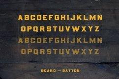 Board and Batton | A Bold Serif Product Image 2