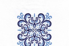 Decorative Quilt Blocks No3 Embroidery Design Product Image 2