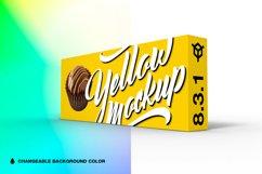 8.3.1 Simple 3D Box Mockup PSD Product Image 1