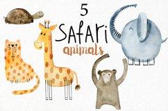 Safari animals. Kit. Product Image 2