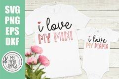 Mommy and me svg Bundle | Mama and baby svg Bundle Product Image 2