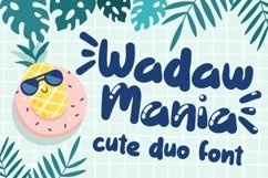 Wadaw Mania Product Image 1