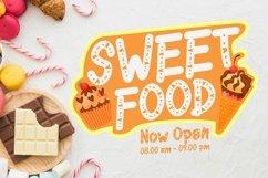 Web Font Sweet Qameella Font Product Image 5