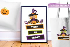 Trick or Treat graphics and illustrations Product Image 5