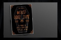 Witchy| A Spooky Sans-Serif Product Image 3