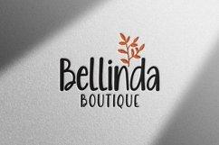 Web Font Berfina - Handlettering Font Product Image 6