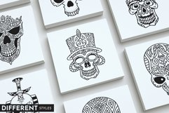100 Decorative Skulls Product Image 2