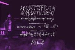 Web Font Batardy - A Script Brush Font Product Image 3
