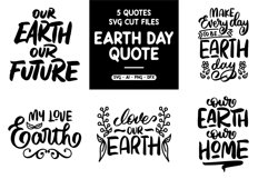 SVG - 5 EARTH DAY Product Image 1