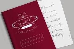 Web Font Darlian Script Product Image 6