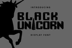 Black Unicorn Product Image 1