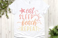 Beach SVG Bundle - Cut Files for Crafters Product Image 12