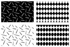 25 unique Hand Drawn Patterns Product Image 3