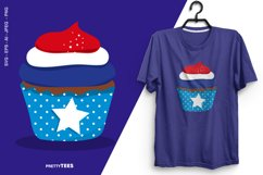 4th of July T-Shirt Design | 4th of July Sublimation Shirt Product Image 1