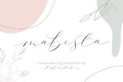 Mabista Script Product Image 1