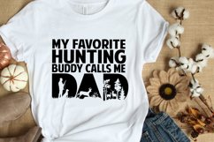 Dad Hunting SVG PNG DXF EPS Father's Day SVG Files Product Image 4