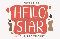 Hello Star | EXTRA SHAPES Product Image 1