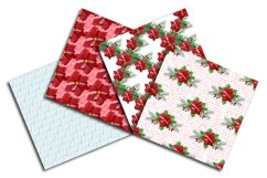 Christmas Paper Pack Seamless Patterns Product Image 4