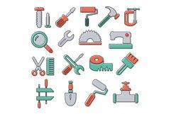 Monogram tools icon Product Image 1