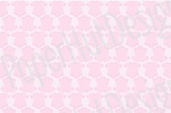 Baby Girl Clipart and Digital Papers Set Product Image 5