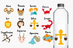 Horoscope Zodiac Clip Art Illustrations Product Image 2
