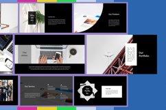 Lunox Dark - Google Slides Presentation Product Image 6