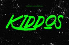 Grunges Grunge Brush Font Product Image 6
