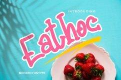 Eathoc | Modern Funtype Product Image 1
