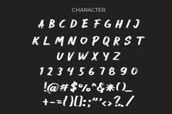 Mahesa Handwritten Brush Font Product Image 4