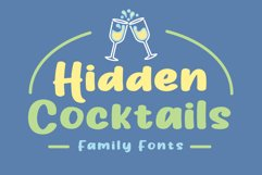 Hidden Cocktails Family Product Image 1