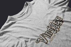Sundarta   Vintage Typeface Product Image 6