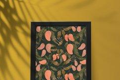 Pattern with mango Product Image 4