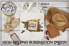 Motivational Quote Sublimation Bundle | 18 Leopard Designs Product Image 3