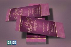 Church Anniversary Word Publisher Ticket Bundle Product Image 4