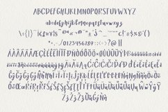 Papinta font Product Image 5