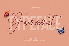 Fairmont - Script Sans Font Product Image 1