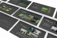Dean Jaka Military Powerpoint Template Product Image 5