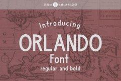Orlando Font Product Image 1