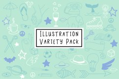Illustration Variety Pack Product Image 1