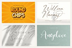 Spectacular All Collection Mega Font Bundle Handwritten Product Image 5