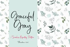 Watercolor Greenery 54 Piece Bundle in Silver Sage and Gray Product Image 4