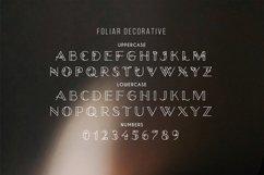Foliar - Thin Line Logo Font Product Image 5