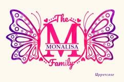 A Split Monogram Font Product Image 2